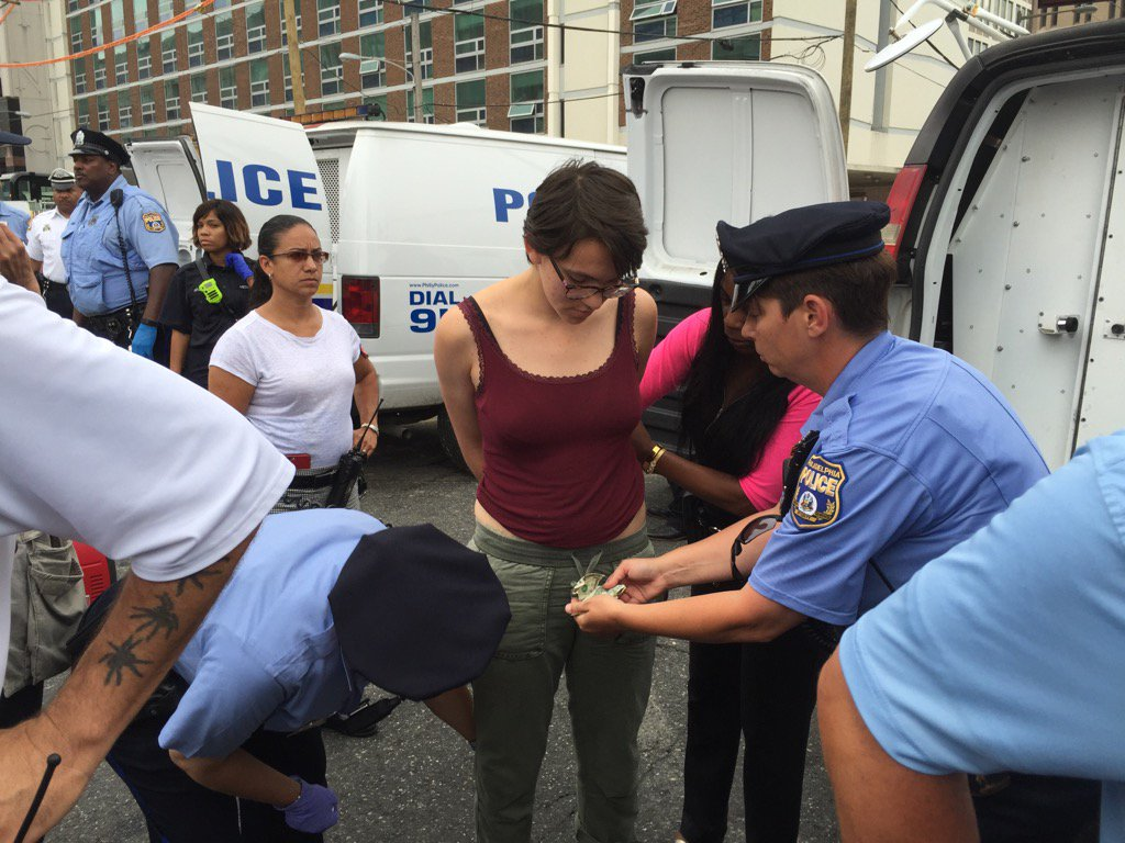 Four Immigration Activists in Philadelphia Arrested After Protesting Against Deportations