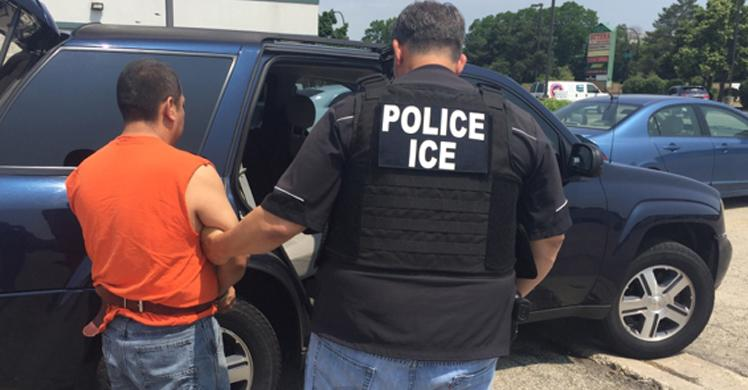 Immigration (ICE) arrests continue, 331 arrested since May 09, 2016.